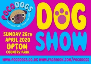 PocoDogs Show Poster 2020