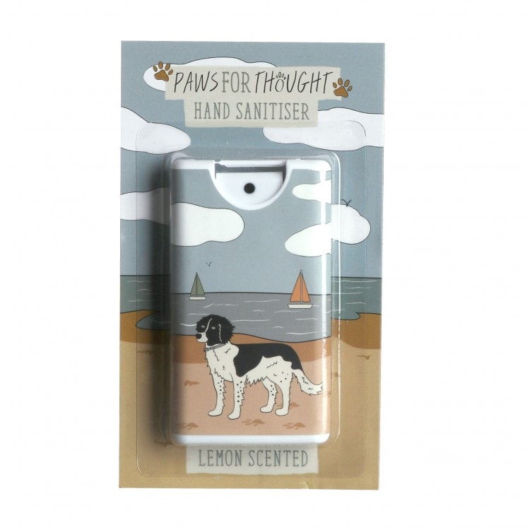 Paws for Thought Lemon Scented Hand Sanitiser