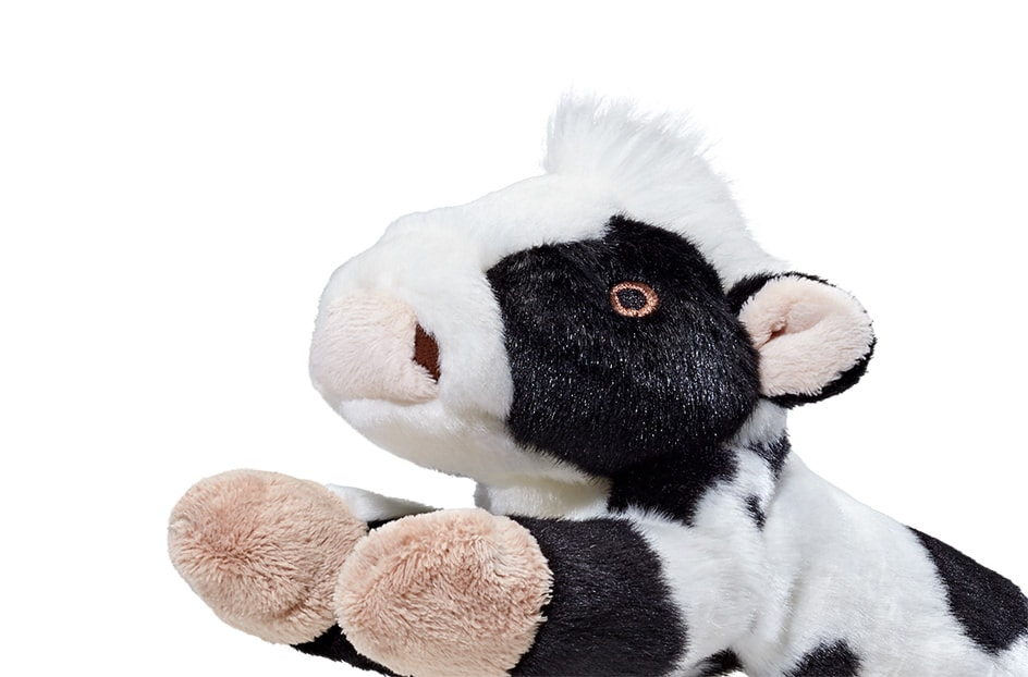 Marge Cow Detail