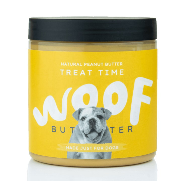 WoofButter Treat Time