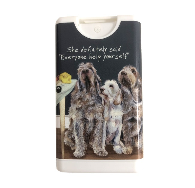 Italian Spinone Hand Cleanser