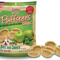 Puffsters Apple & Chicken