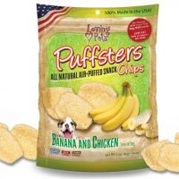 Puffsters Banana & Chicken
