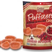 Puffsters Cranberry & Chicken