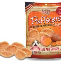 Puffsters Sweet Potato & Chicken