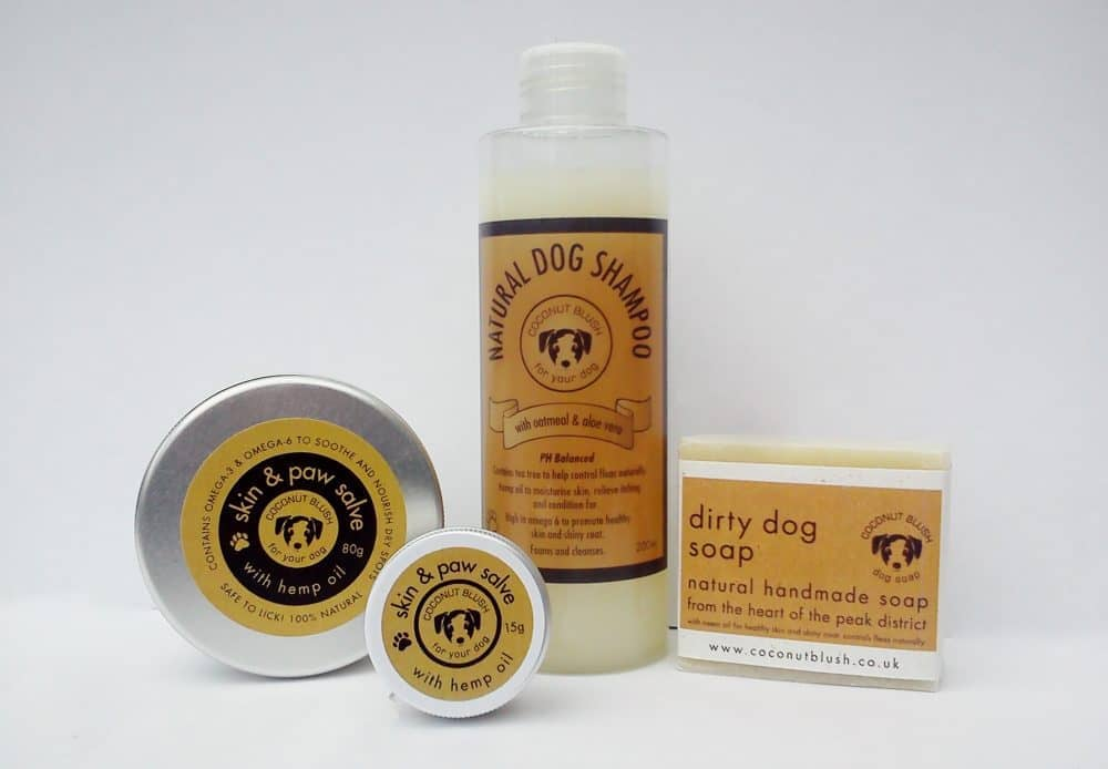 Dog Skin Care Collection