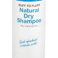 Dr Zoo Ruff to Fluff Natural Dry Shampoo 250g