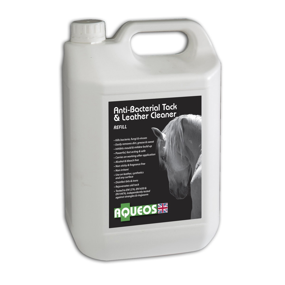 Equine Anti Bacterial Tack Cleaner REFILL